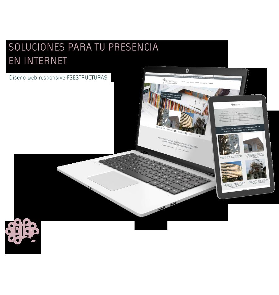 Proyectos profesionales de diseño web