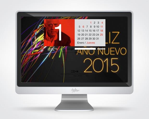 Web DUPLO calendario 2015