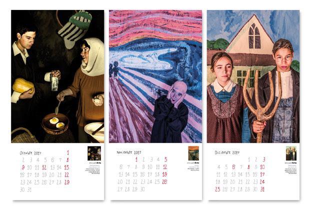 encuadrarte calendario 2017 colegio torrepinos