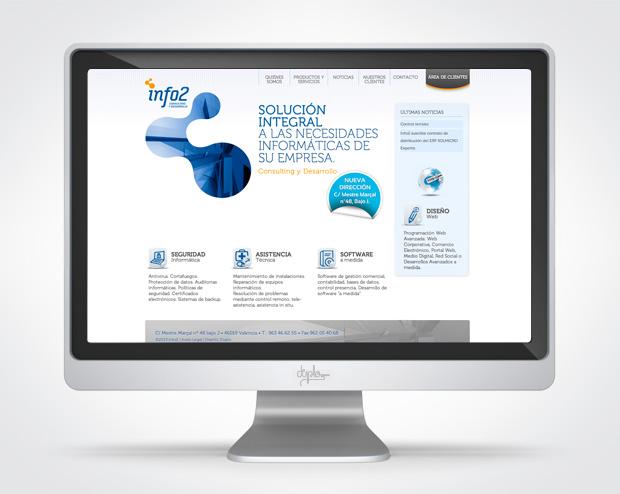 Diseño web info2