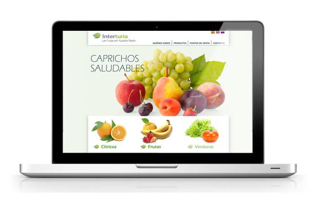 Interturia. Exportación de frutas y verduras Valencia