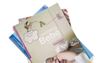 Diseño de Guía del Bebé Eroski Supermercados | DUPLO Comunicación Gráfica | Estudio de diseño gráfico, web y editorial.