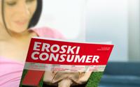 Diseño y rediseño Revista Eroski Supermercados | DUPLO Comunicación Gráfica | Estudio de diseño gráfico, web y editorial.