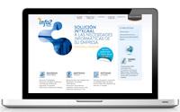 Diseño Web Tienda informática INFO2 | DUPLO Comunicación Gráfica | Estudio de diseño gráfico, web y editorial.