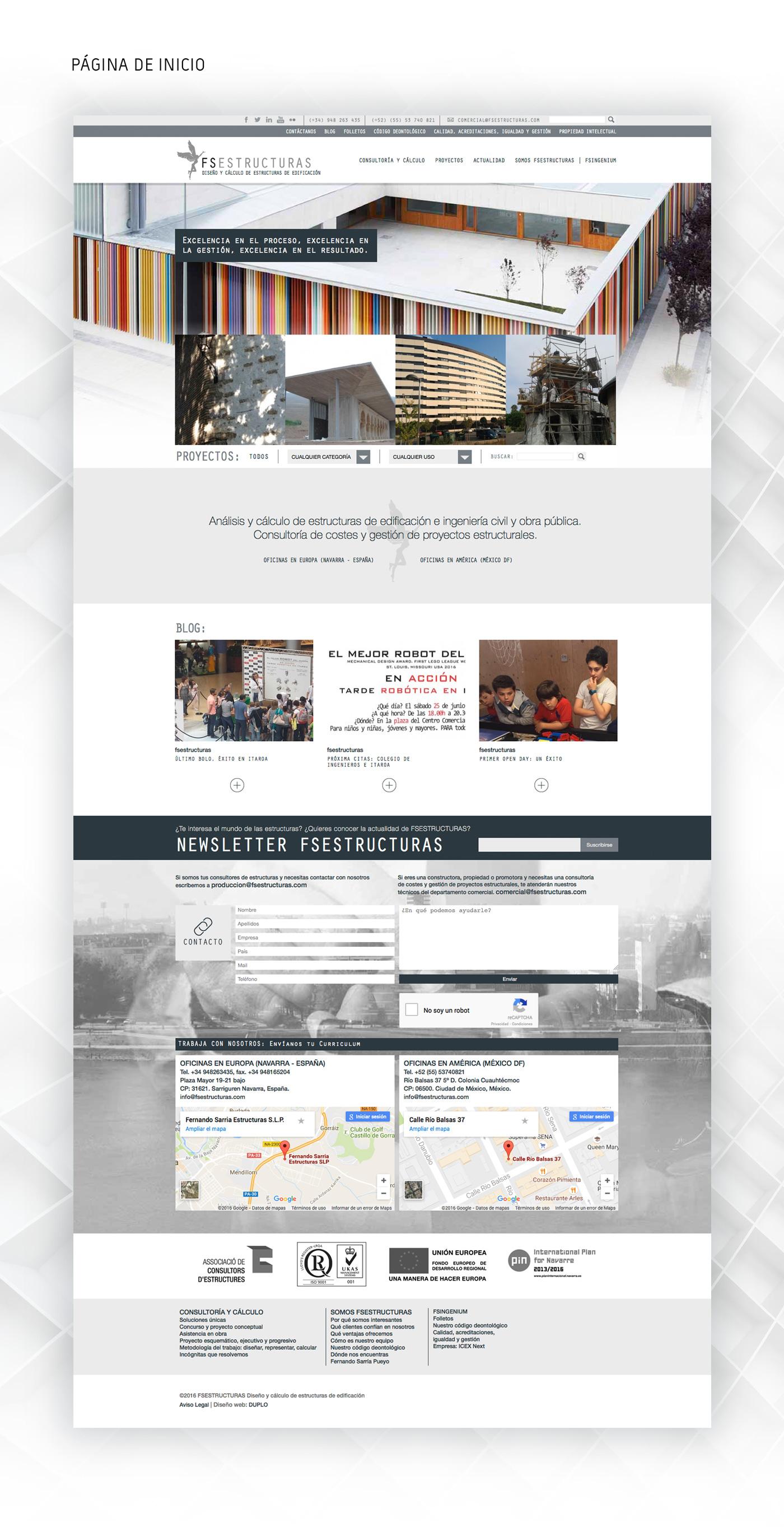 Diseño web y posicionamiento Navarra